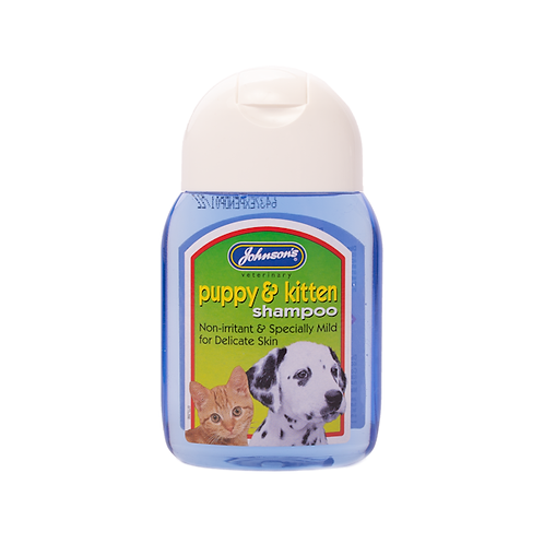 Puppy & Kitten Shampoo 125ml