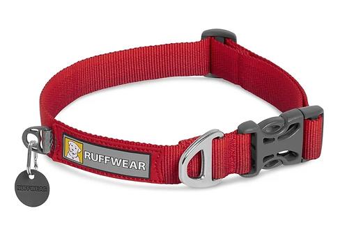RUFFWEAR FRONT RANGE™ DOG COLLAR Red Sumac.