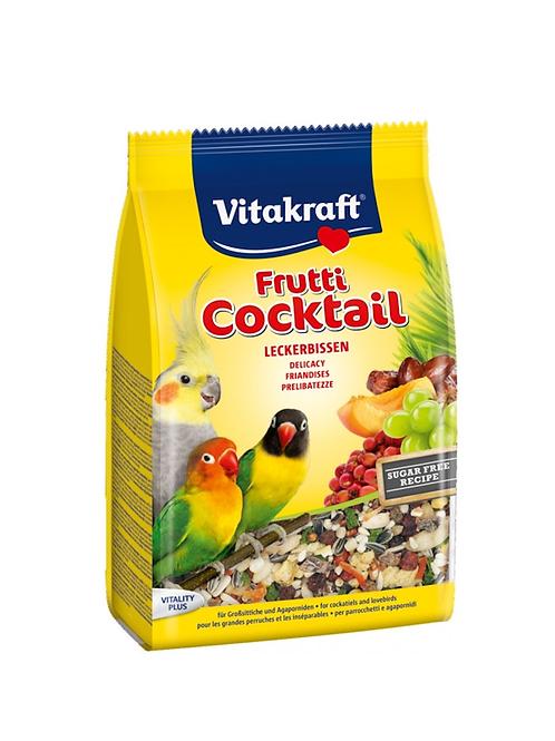 Vitakraft Cockatiel Frutti Cocktail. 250g