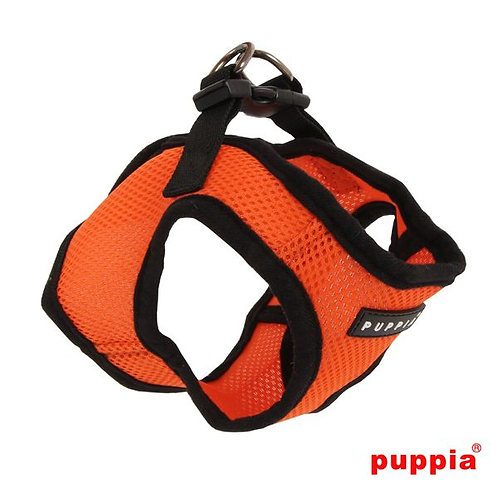 Puppia Soft Vest Harness Orange. Price from