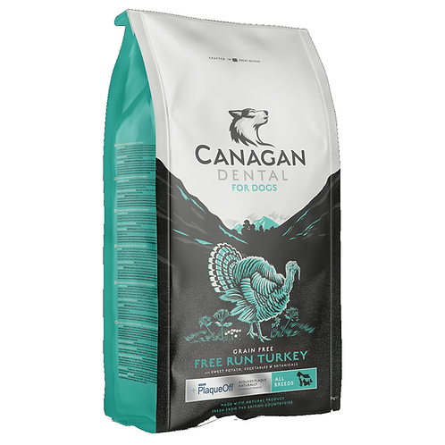 Canagan Free Run Turkey Dental Care for Dogs