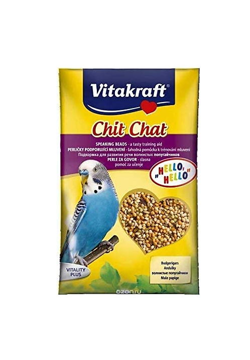 Vitakraft Chit-Chat for Budgies 20g