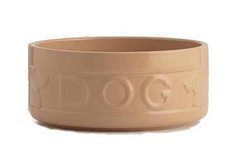 "Mason Cash Lettered ""DOG"" Bowl size from 13cm. Price from"