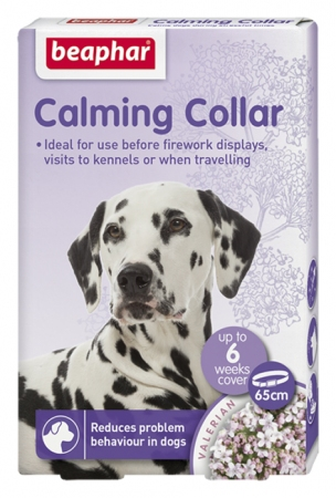 Calming Collar for Dogs. Up to 60cm neck