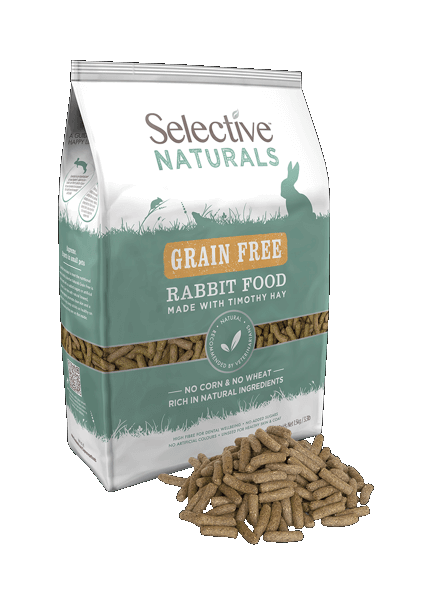 Selective Naturals Grain Free Rabbit Food 1.5kg