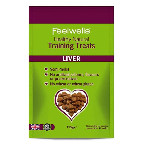 Feelwell's Liver Training Treats 115g