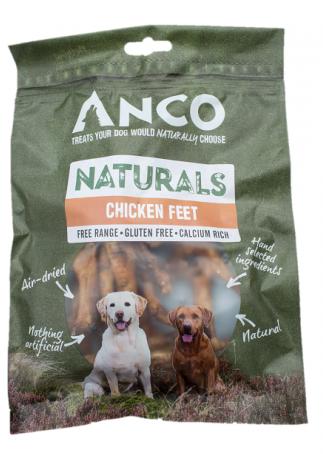 Naturally Better Chicken Feet 100g