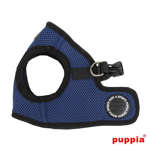 Puppia Soft Vest Harness Navy Blue. Price from