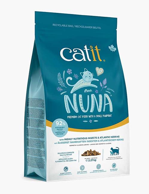 Catit Nuna Cat Food with Atlantic Herring