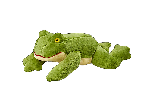 Fluff & Tuff Countryside Olive The Frog