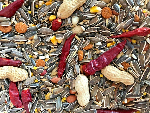 Traditional Parrot Mix 380g