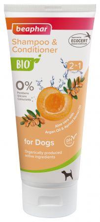 Beaphar BIO Shampoo & Conditioner for Dogs 200ml