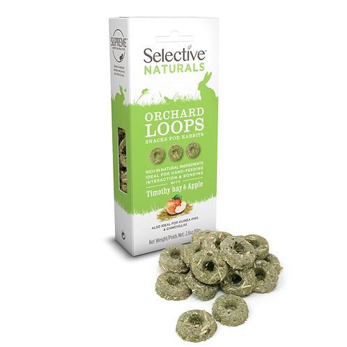 Selective Naturals Orchard Loops 80g