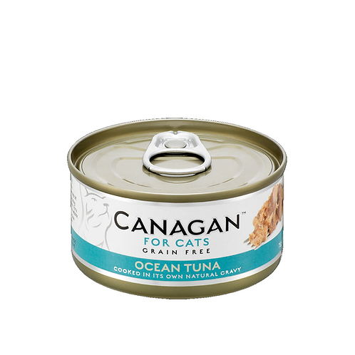 CANAGAN OCEAN TUNA FOR ALL LIFESTAGES 75g