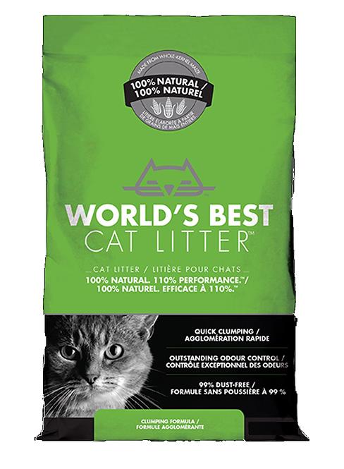 World's Best Cat Litter 3.18kg, 6.35kg, 12.7kg Price from