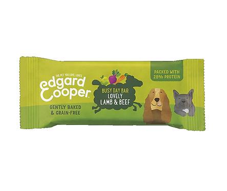 Edgard & Cooper Dog On The Go Lamb & Beef Bar 25g
