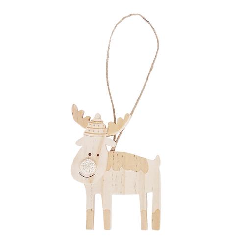 Rodolfo the Reindeer Wood Gnaw