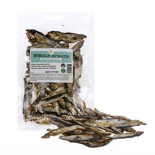 Whole Dried Baltic Sprats 85g