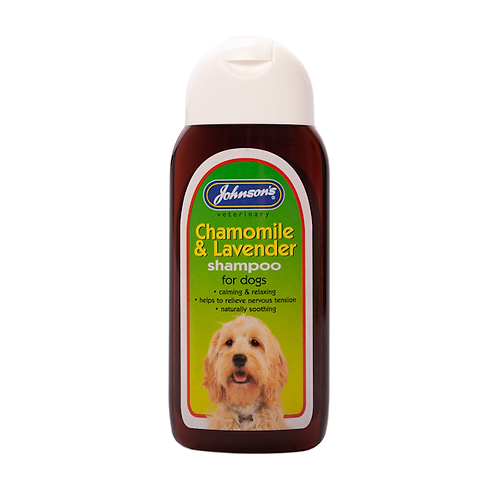 Chamomile & Lavender Shampoo 200ml