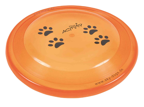 Dog Activity Bite Proof Flying Disc. Price from