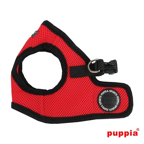 Puppia Soft Vest Harness Red. Price from