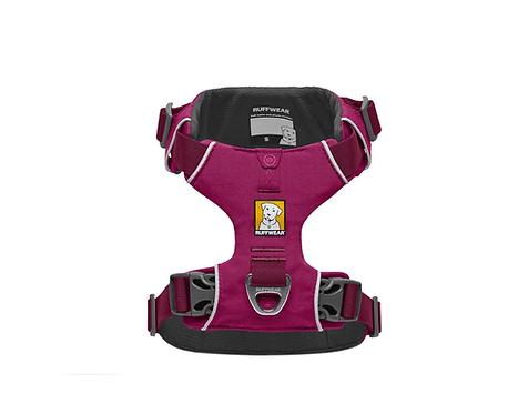 RuffWear FrontRange Dog Harness Hibiscus Pink
