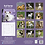 Thumbnail: 2021 Bull Terrier Calendar