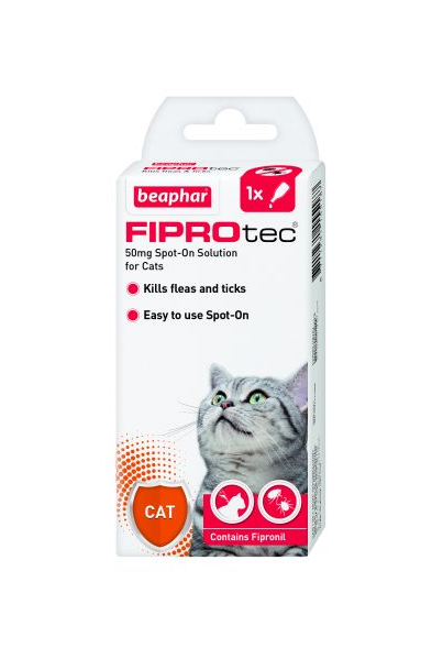 Beaphar FIPROtec® Spot-On for Cats Price From