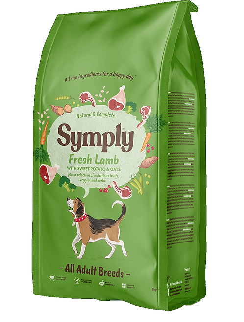 Symply Fresh Lamb Adult 2kg