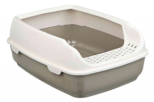 Delio Litter Tray, with Rim