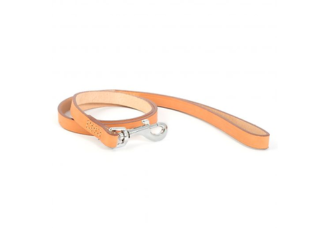 CLASSIC BRIDLE LEATHER LEAD TAN. Price from