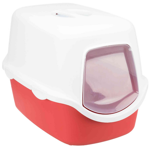Vico Litter Tray, with Hood Measurements: 40 × 40 × 56 cm Height: 40 cm