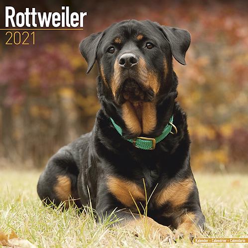 2021 Rottweiler Calendar