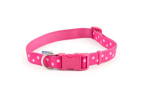 VINTAGE POLKA COLLAR PINK. Price from