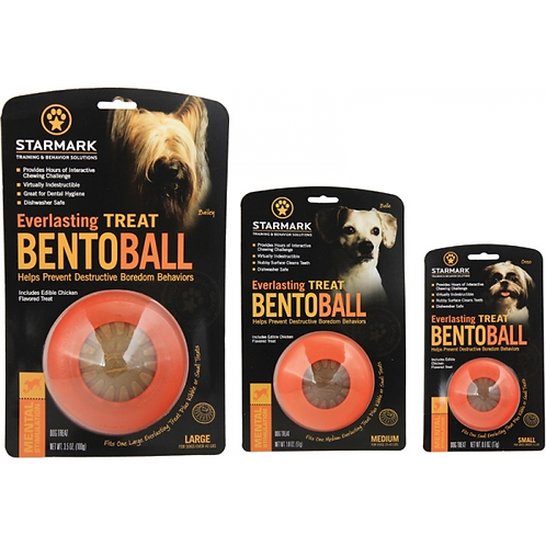 Everlasting TREAT Bento Ball®.