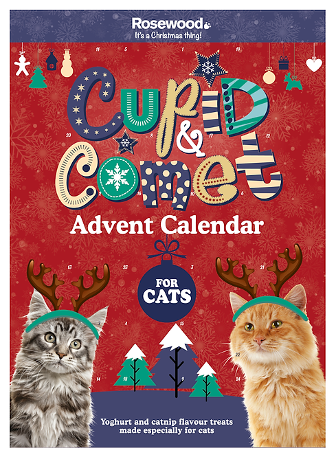 Luxury Advent Calendar For Cats