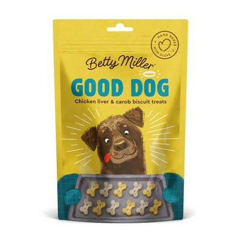 Betty Miller Good Dog Treats 100g