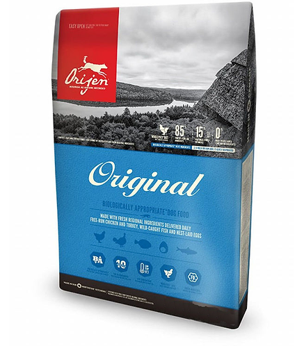 Orijen Original Adult Dog Food 340g 2kg, 6kg, 11.4kg price from