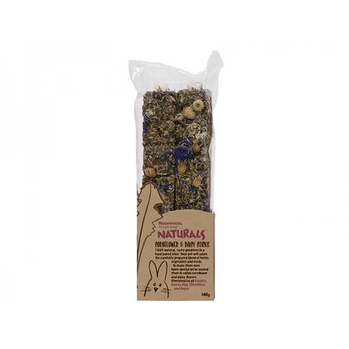 Naturals Cornflower & Daisy  Sticks