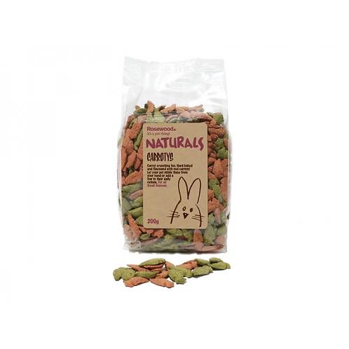 Naturals Carrotys 200g