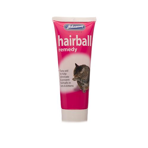 Johnson's Hairball Remedy Paste 50g