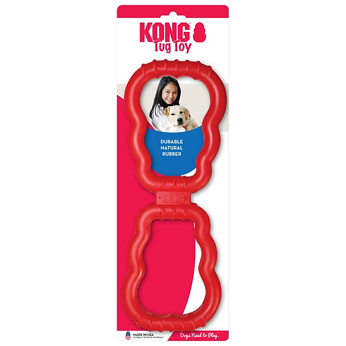 Kong Tug Dog Toy.