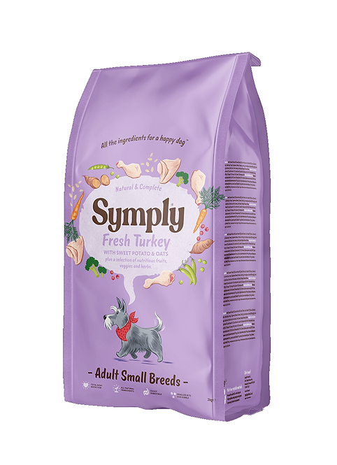 Symply Small Breed Adult 2kg