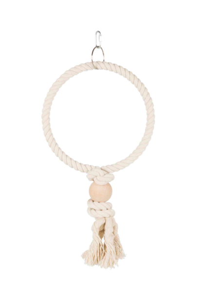 Cotton Rope Ring Swing. Price from