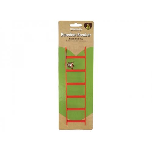 "9"" Bird Ladder with Bell"