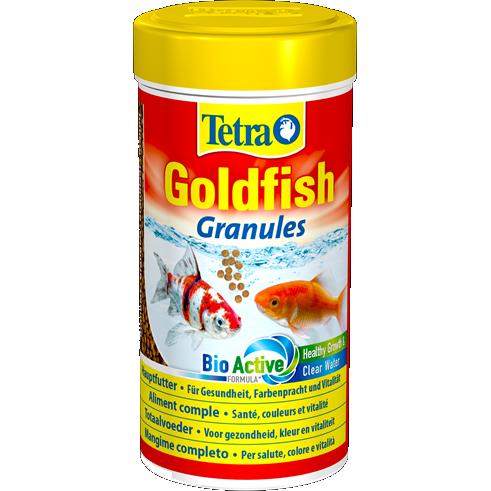 Tetra Goldfish Granules 32g, 80g. Price from