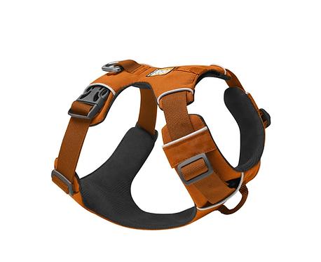 RuffWear FrontRange Dog Harness Campfire Orange