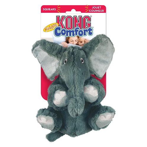 Kong Comfort Kiddos Elephant.