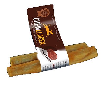 """Chewllagen Roll 5"""" Beef"""