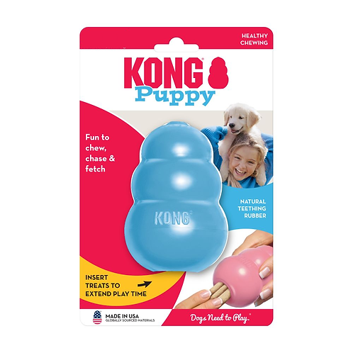 Kong Puppy Dog Toy.